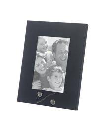4x6 Ebony Photo Frame