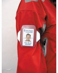 Arm Band Badge/Card Holder Portrait - Pack of 50
