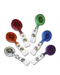 Yo-Yo Badge Reel Jazz   - Pack of 100