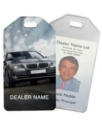 Printed ID Card Holders PORTRAIT