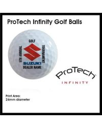 Printed Golf Balls - Full Colour - Protech Infinity