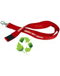 Bio-Degradable Bamboo Lanyards