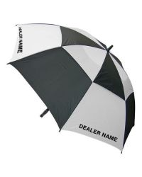 Vented Golf Umbrella Printed one colour