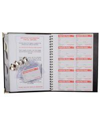 Economy Visitor Pass Book - Starter Kit