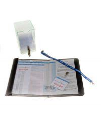 Visitor Pass System Starter Kit - Full Colour
