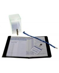 Visitor Pass System Starter Kit - One Colour