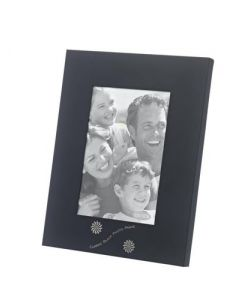 4x6 Ebony Photo Frame