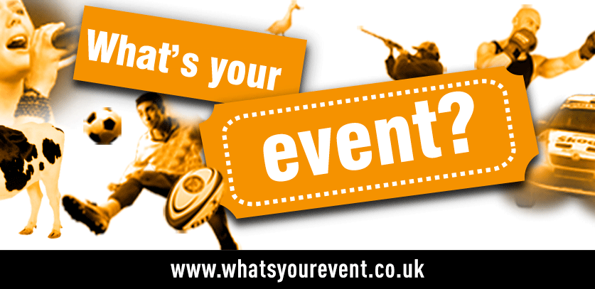 Whats Your Event?